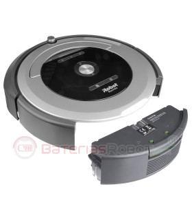 Placa base Roomba 680 (Todo incluido) / Compatible con las series 500, 600 y 700