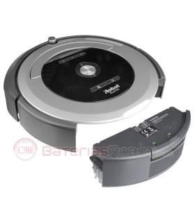 Roomba 700 Motherboard (alles inklusive) / kompatibel mit 500, 600 und 700 Serie