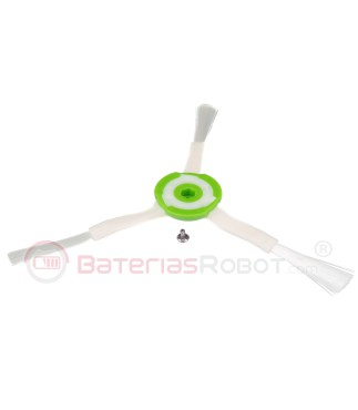 Pack Brushes and Rollers AeroForce Greens Roomba Series e, I Series, Series s.
