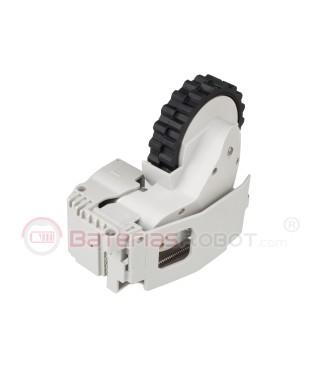 Grey left wheel for Mi XiaoMi Vaccum. originario