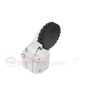Grey right wheel for Mi XiaoMi Vacuum. originario