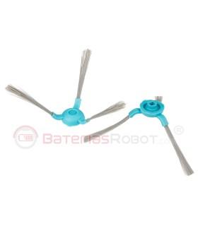 2 X CONGA CECOTEC modello pennello laterale 1290 e 1390 (Robot Vacuum Cleaner)