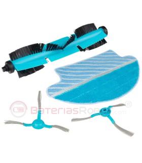 Pack CONGA CECOTEC modelo 3090 ( Robot Aspirador)