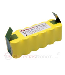 Roomba Battery Series 500, 600, 700, 800 (Compatible iRobot)