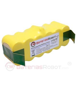 Roomba batterie séries 500, 600 700 et 800 (Compatible iRobot)