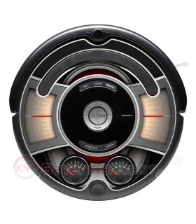 Machine motif. Vinyle décoratif pour Roomba - Série 500 600