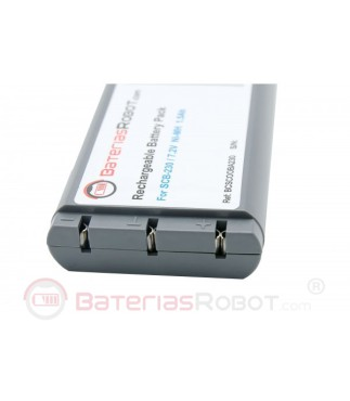 Scooba 200 battery (Compatible iRobot)