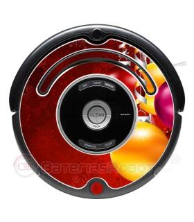 Natal. Natal em seu Roomba - Série 500 600