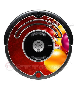 Christmas. Christmas in your Roomba - 500 & 600 series