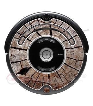 Porta-malas. Vinil para Roomba - Série 500 600