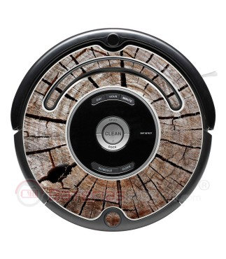 Trunk. Decorative Vinyl for Roomba - Serie 500 600