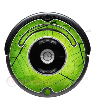Natureza. Vinil para Roomba - Série 500 600