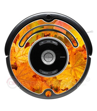 Autumn. Vinyl for Roomba - Serie 500 600
