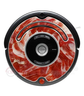 Ham plate. Vinyl for Roomba - Serie 500 600