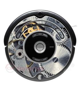 Uhr-Maschinen. Vinyl für Roomba - Serie 500 600