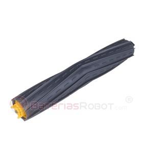 Rullo di scarico nero AeroForce. Compatibile Roomba iRobot - 800 900 serie