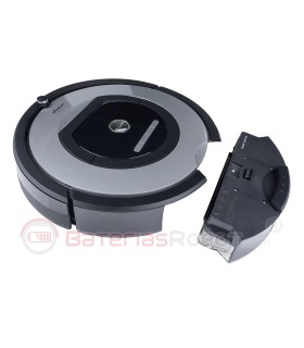 Placa base Roomba 700 + Depósito / Compatible con las series 500, 600 y 700