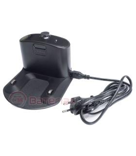 Doca de carregamento de Roomba com carregador incorporado