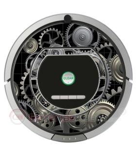 Innen-Maschine. Vinyl für Roomba  Serie 700, 800