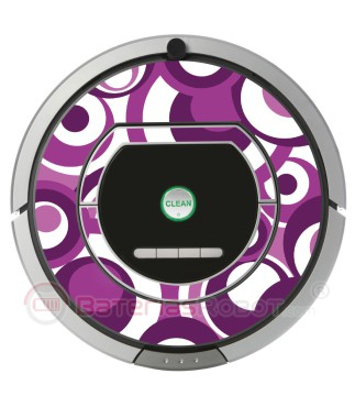 Pop 01. Vinyl for Roomba - 700 Serie