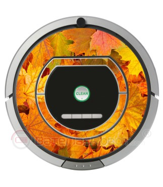 Autumn. Vinyl for Roomba - 700 Serie