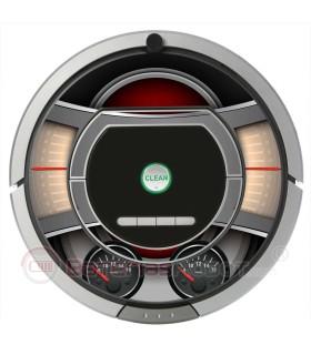 772 Roomba iRobot (custom) + Virtual Wall Halo (special pet)