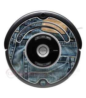 Jeans - Il tuo Roomba Texas - Série 500 600