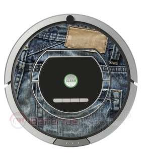 Jeans - Texas in your Roomba - Serie 700 800