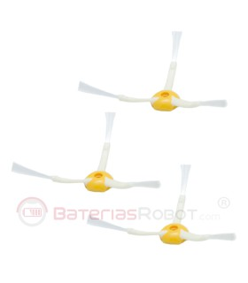 Escova lateral Roomba série 500 600 e 700 (iRobot compatível)