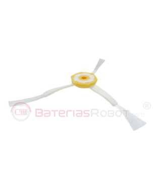 Pack 3 Cepillos laterales Roomba series 500 600 y 700 (Compatible iRobot)