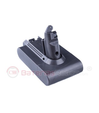 Dyson vacuum cleaner battery DC58 DC59 DC61 DC62 DC72 DC74 V6