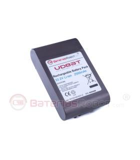 Bateria aspirador dyson DC31 DC34 DC35 DC44 2500mAh