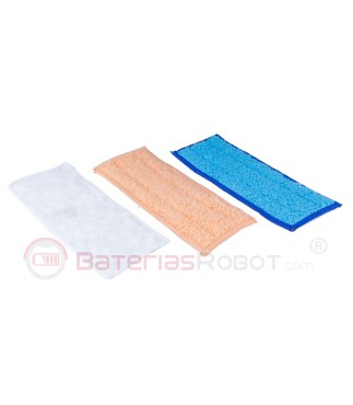Replacement Kit 3 mops Braava JET 240