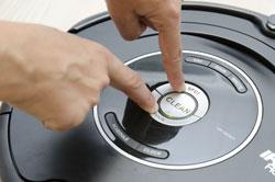 Reset Batería Roomba