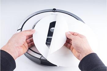 Pegatina decorativa para Roomba 700 de iRobot