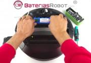 Cambio de la Batería de Litio a un Roomba 900